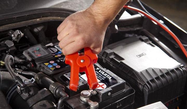Как прикурить машину в мороз