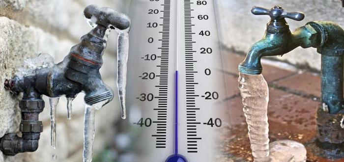Как отогреть трубы в частном доме зимой?