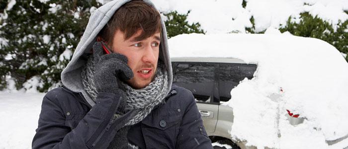 Почему не завелась машина в мороз?  7 основных причин
